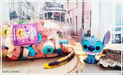 PurpleRain : Generation souvenirs bonbons Halloween