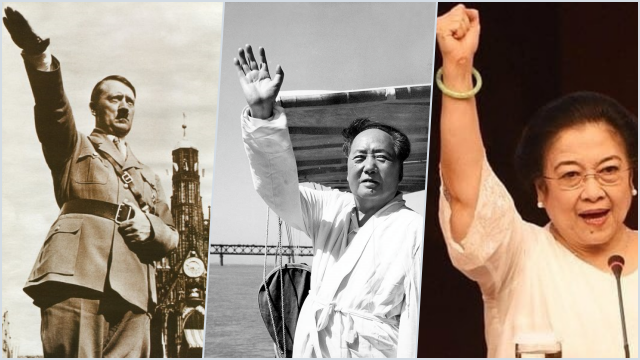 Sandingkan Megawati dengan Hitler dan Mao, RG: Hanya di Negara Otoriter Ada Dewan Pengarah Ideologi