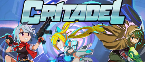 New Games: CRITADEL (PC, Nintendo Switch) - Futuristic Roguelike Platform Shooter