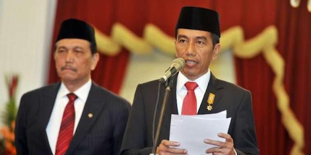Tugas Berat Hanya untuk Luhut Bukti Jokowi Gagal Kelola Pemerintahnya