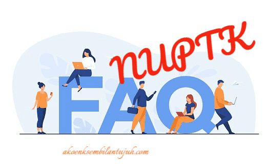 FAQ-NUPTK