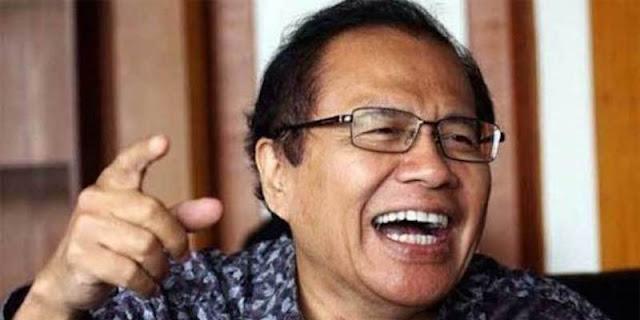 Rizal Ramli: Drama Kebangkrutan, Mark-up Pembangunan 150 Persen Waktu Jual Didiskon