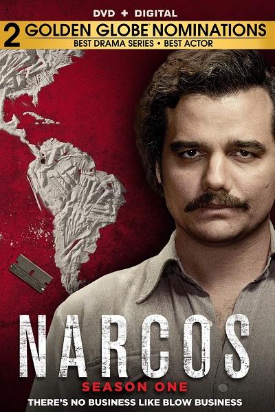Download Narcos S01 Dual Audio [Hindi+English] 720p + 1080p Bluray ESubs