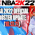 NBA 2K22 OFFICIAL ROSTER UPDATE 10.13.21 (Preseason LATEST TRANSACTIONS AND LINEUPS)