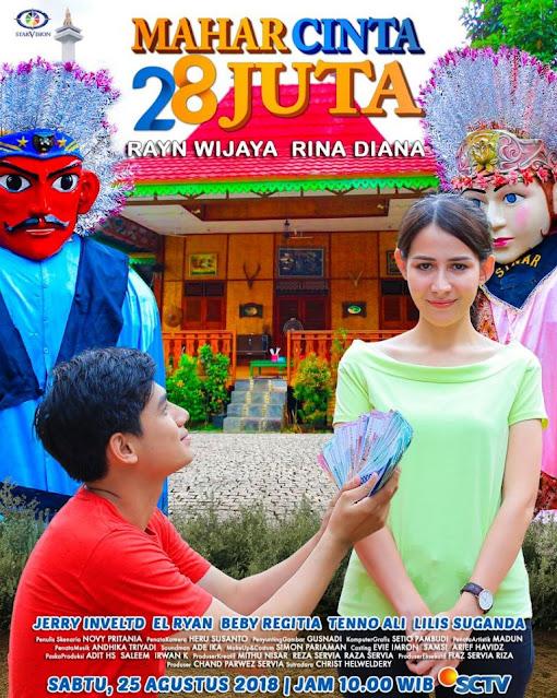 Nama Pemain FTV Mahar Cinta 28 Juta SCTV