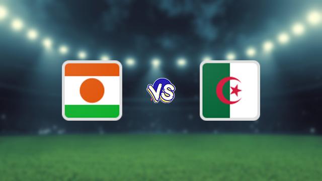 نتيجة مباراة الجزائر والنيجر اليوم 08-10-2021 في التصفيات الافريقيه المؤهله لكاس العالم
