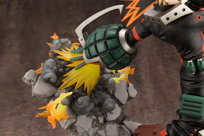 My Hero Academia – Bakugo Katsuki Ver. 2 ARTFX J, Kotobukiya