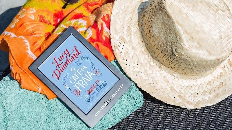 Resenha   O café da praia – Lucy Diamond