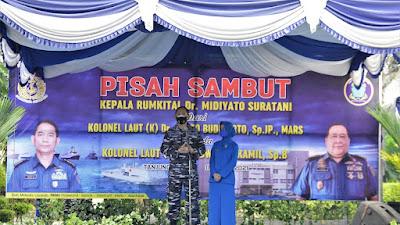 DANLANTAMAL IV HADIRI ACARA PISAH SAMBUT KARUMKITAL Dr.MIDIATO.S