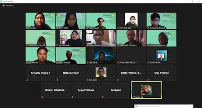 Tingkatkan Kemampuan, 33 Tendik UNJ Ikuti Pelatihan Desain Grafis