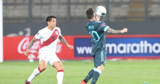 موعد مباراة بيرو والأرجنتين في تصفيات كأس العالم