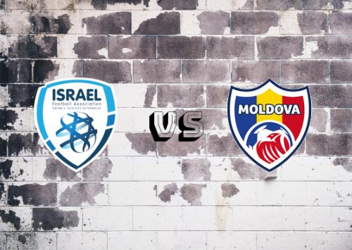 Israel vs Moldavia  Resumen