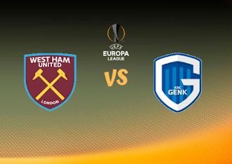 West Ham United vs Genk  Resumen y Partido Completo