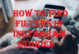 How to find filters on Instagram Stories, Here's how to download filters on Instagram