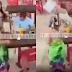 Esposa pega o marido no flagra, ostentando com duas em balneário; veja vídeo