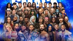 Ver Repetición y Resultados de Wwe SmackDown 22 de Octubre 2021 En Español