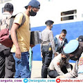 Operasi Cipkon, Polres Parepare Perketat Pemeriksaan Terhadap Para Penumpang Kapal