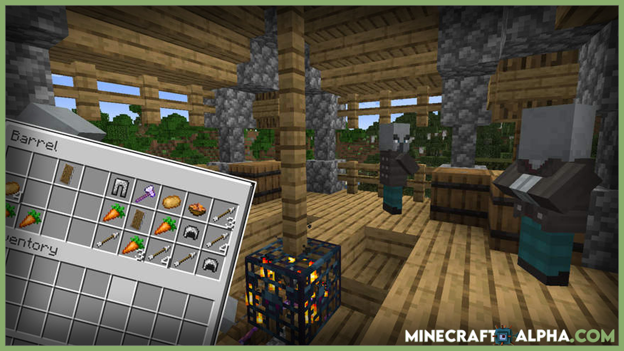 Minecraft Dungeons Data Pack 1.17.1 (Dungeons, Exploration)