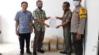 Pilkades Serentak Kabupaten Lebak, Polsek Bayah lakukan Pengamanan pendistribusian logistik