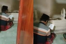 Penampakan Makam di dalam Rumah Warga, Maling yang Salah Masuk Auto Tobat