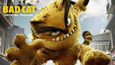 Bad Cat 2016 Hindi Dubbed Full Movies Dual Audio 480p WebHD