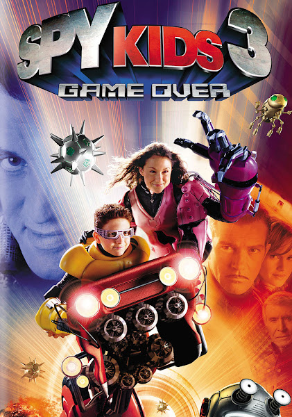 Spy Kids 3-D: Game Over 2003 Dual Audio Hindi-English 720p BluRay