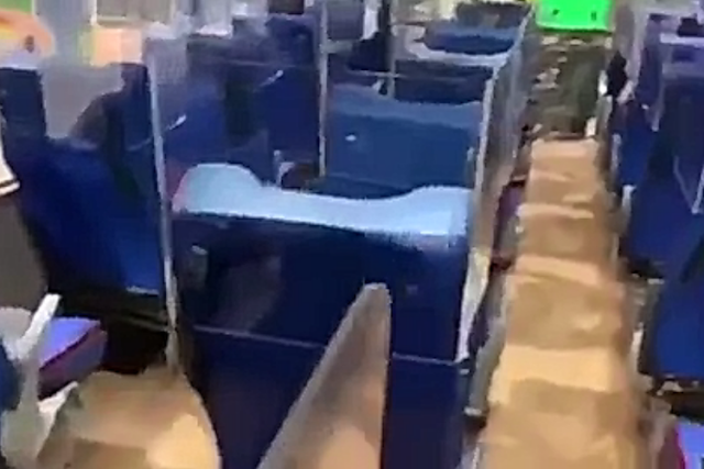 Inovasi Kabin Bus untuk Kenormalan Baru