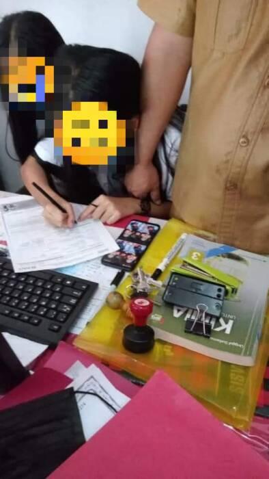 Astaga Parah Banget! Oknum Guru SMA di Sulut Diduga Lecehkan Siswi saat Belajar, Fotonya Beredar di Sosmed