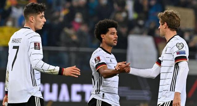 موعد مباراة مقدونيا الشمالية وألمانيا اليوم بتاريخ 11-10-2021 في تصفيات أوروبا المؤهلة لكأس العالم 2022