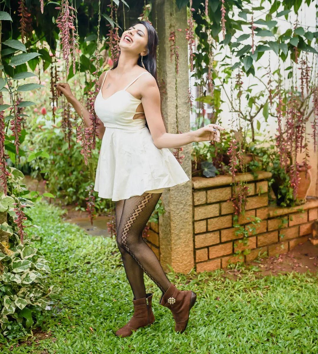 Actress Shubha Raksha Latest Hot Photoshoot Pics