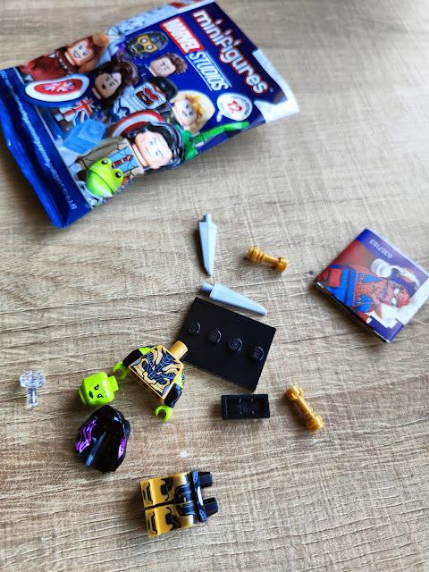 Lego Gamora briks