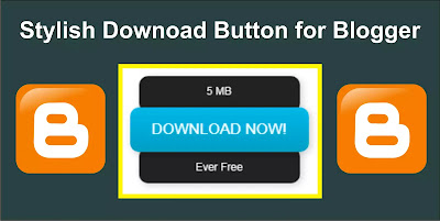 What is Download Button for Blogger?