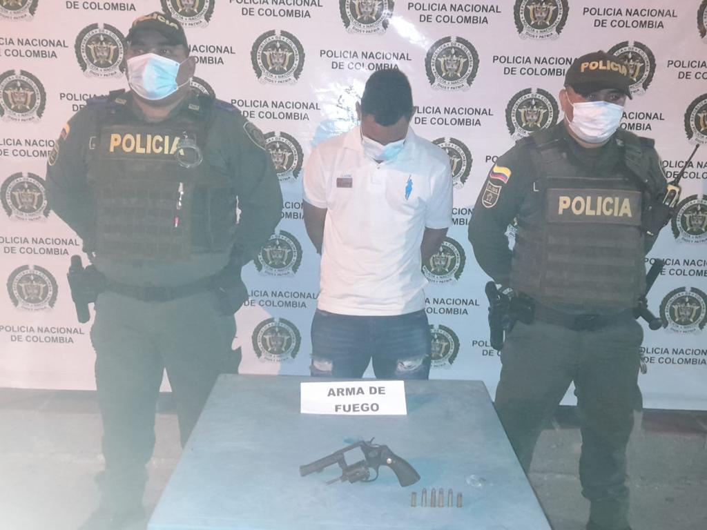 https://www.notasrosas.com/En Maicao: Policía Guajira captura una persona por Acto Sexual con Menor de Edad y tres más, por diferentes delitos