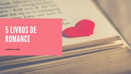 livros de romance