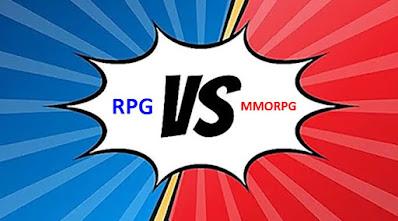beda game rpg vs mmorpg