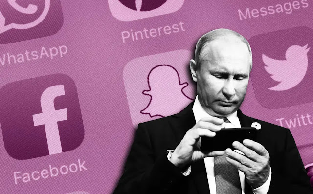 Moscow Claims Facebook Incident Proves Time For Russia's Internet Sovereignty