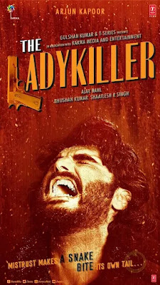 The Lady Killer Movie Poster