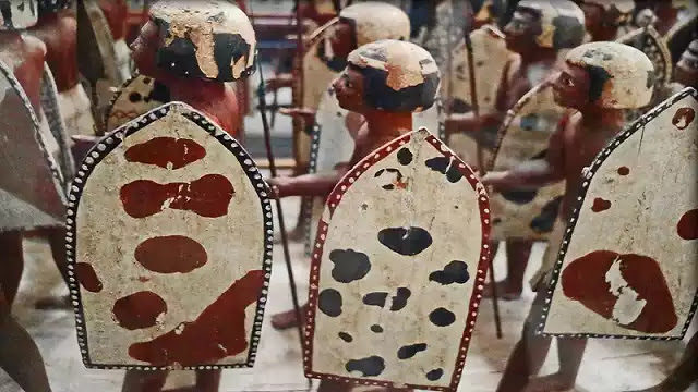 Ancient Egyptian Armor