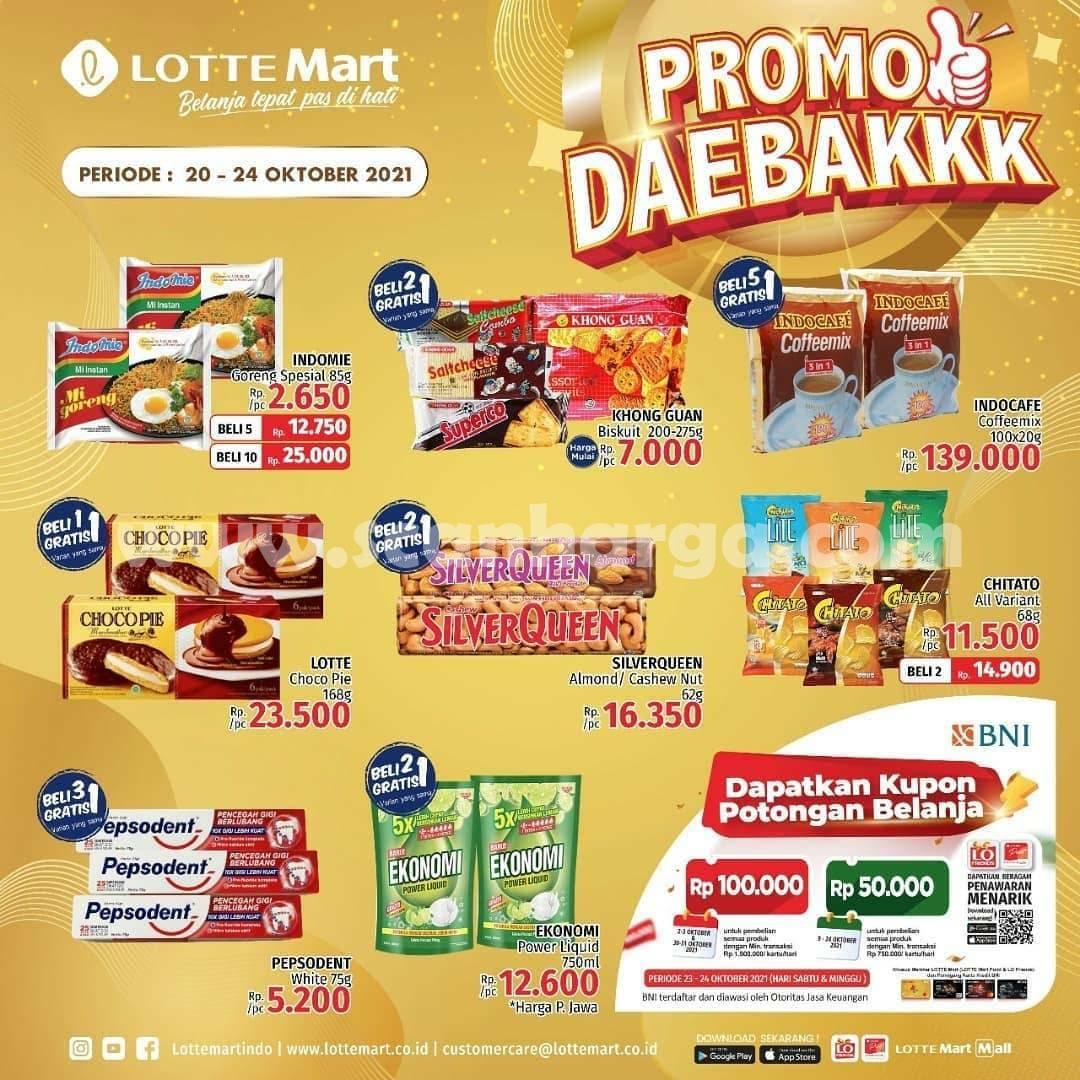 Katalog Promo Lottemart Weekend 20 - 24 Oktober 2021 3
