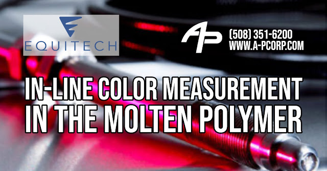In-Line Color Measurement in the Molten Polymer