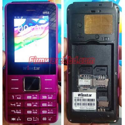 Winstar W50 Flash File