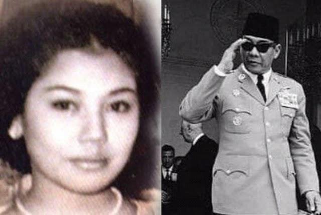 Istri ke-9 Presiden Soekarno Meninggal Dunia