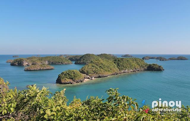 Hundred Islands Pangasinan Itinerary Tourist Spots
