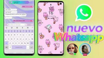 Nuevo WhatsApp plus ultima versión 13.50 😍💓