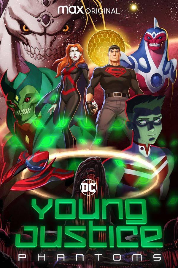 Young Justice (2021) Temporada 4 HMAX WEB-DL 1080p