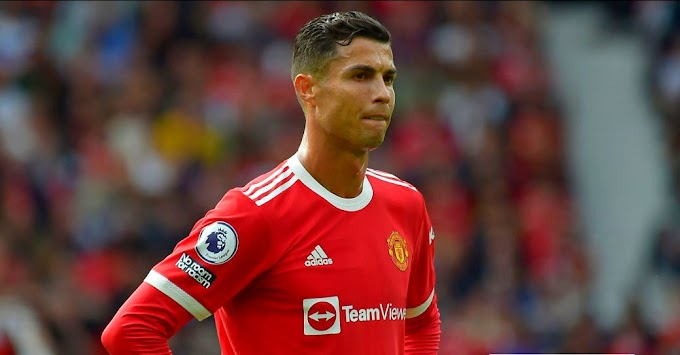 Man United vs. Liverpool: Ronaldo responds to calls for Solskjaer's dismissal.
