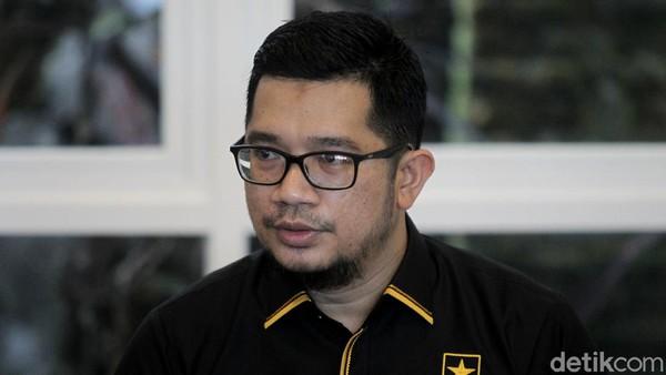 Ketum Partai Ummat Anggap DPD Depok Karam Alamiah