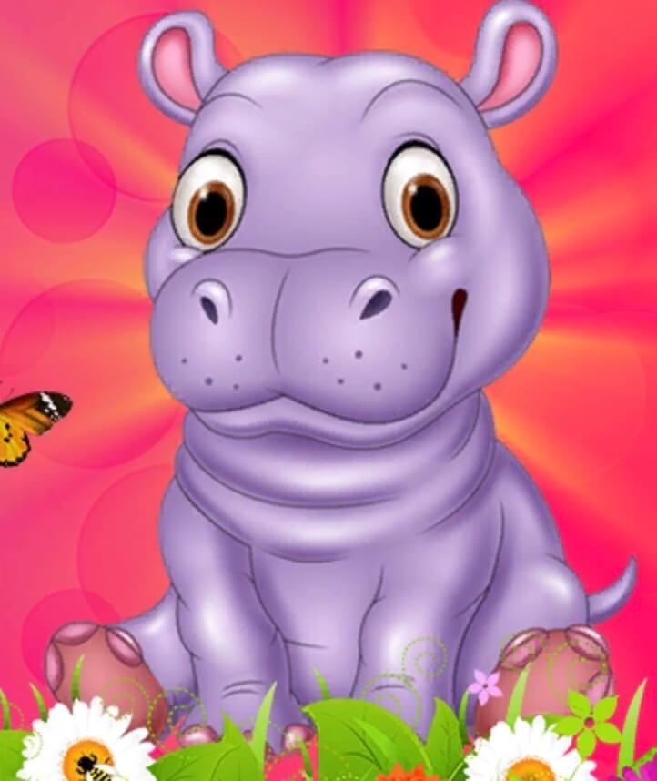 Games4King Cute Hippopotamus Escape