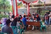 Focuskan Desa Pemilihan, Polres Serang Gelar Vaksin Presisi dan Targetkan 1000 Dosis