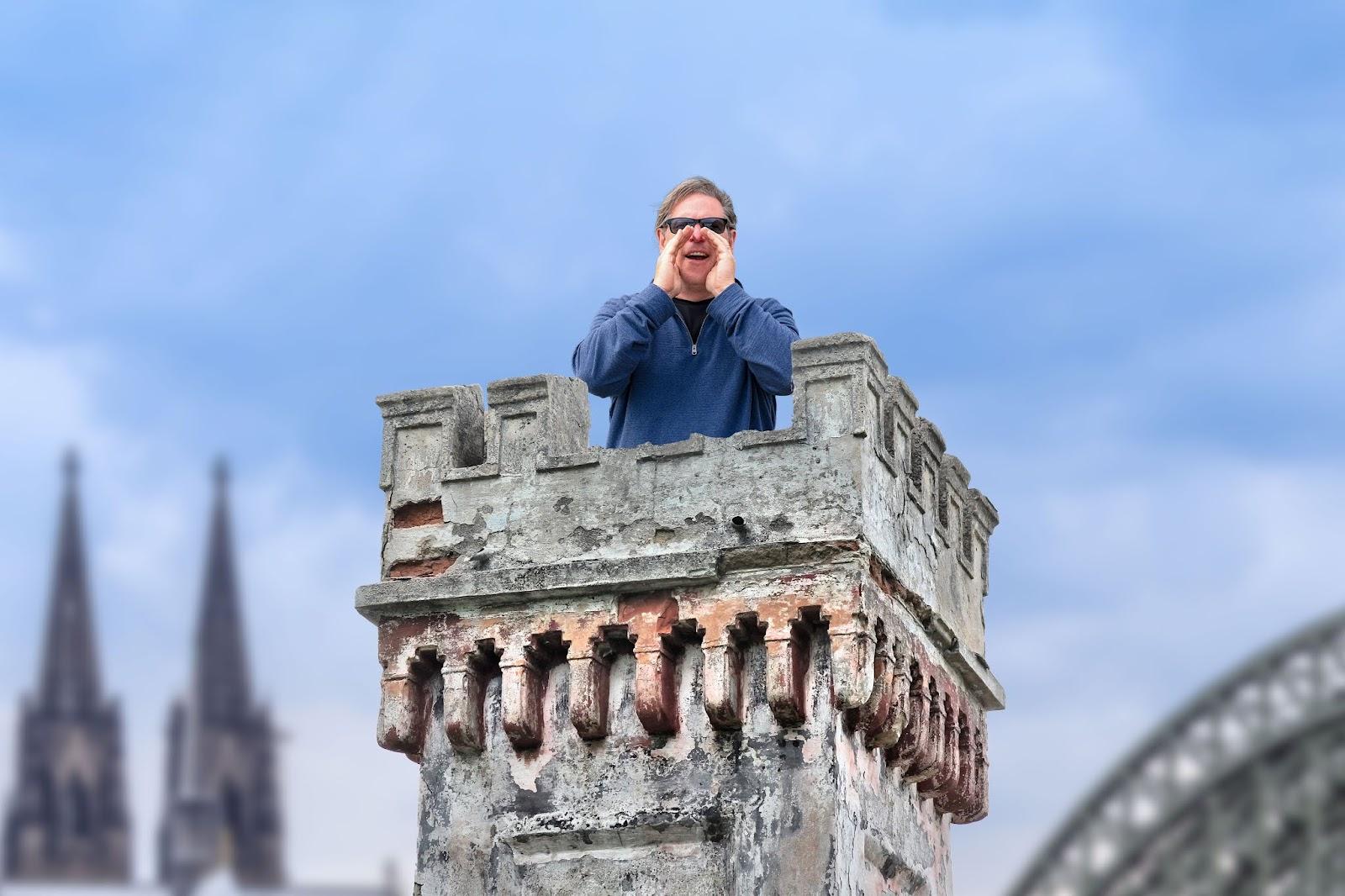 Köln: Atheisten dürfen künftig einmal pro Woche rufen, dass Gott nicht existiert